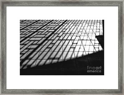 Taipei Railway Station Framed Print by Dean Harte