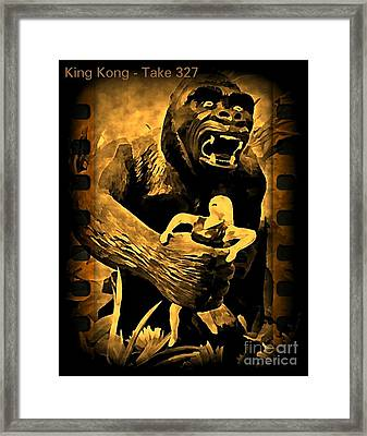 Take 327 Framed Print