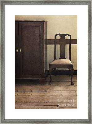 Take A Seat Framed Print by Margie Hurwich