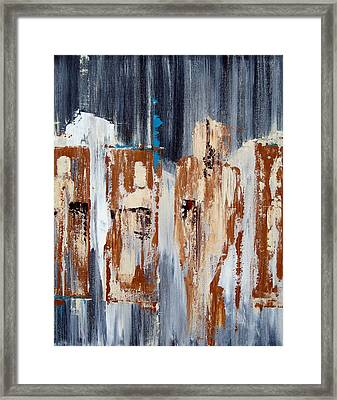Take It In By Elwira Pioro Framed Print by Tom Fedro - Fidostudio