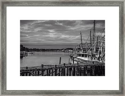 Take Me Fishing Framed Print by Jon Glaser