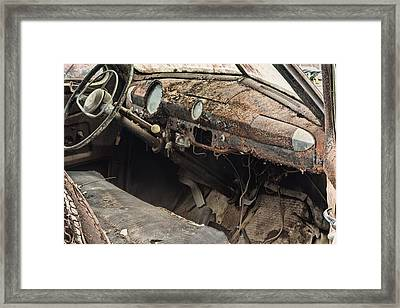 Take Me For A Ride Framed Print by JC Findley