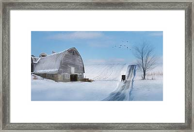 Take Me Home Framed Print by Lori Deiter