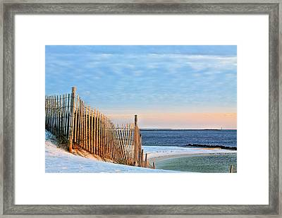 Take Me To Destin Framed Print by JC Findley