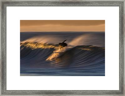 Take Off  73a0479 Framed Print