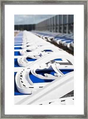 Take Your Pick Framed Print