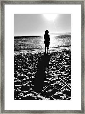 Taken Framed Print