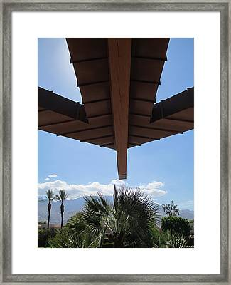 Taking Flight Framed Print by Randall Weidner