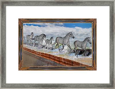 Taking Note Framed Print by Betsy Knapp