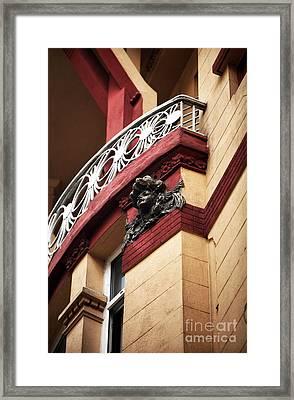 Taksim Architecture Framed Print by John Rizzuto