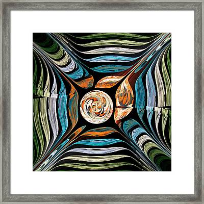 Tale Of Earth Framed Print by Anastasiya Malakhova