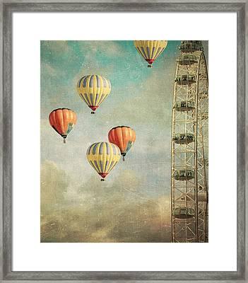 Tales 485 Framed Print