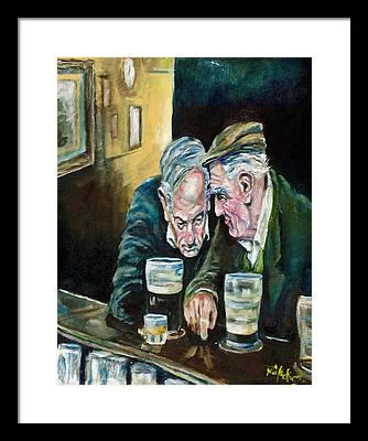 Pub Framed Prints