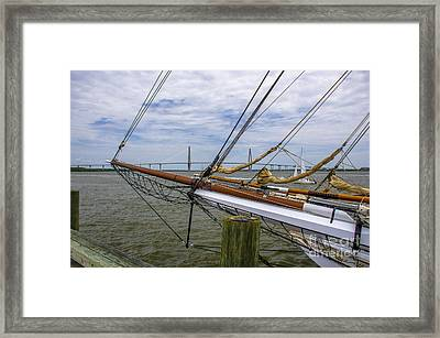 Spirit Of South Carolina Dreaming Framed Print by Dale Powell