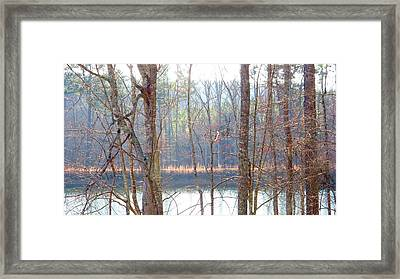 Tallapoosa Framed Print by Keith May