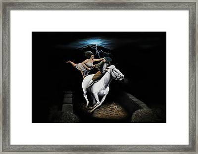 Tam O Shanter Framed Print by Paul Reeves