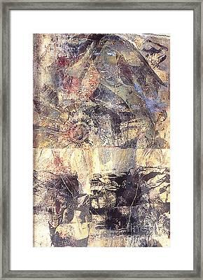 Tamara Framed Print by Charles B Mitchell