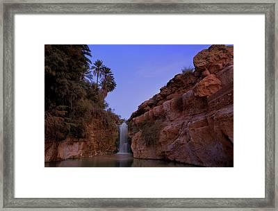 Tamerza Framed Print by Lucas Vallecillos - Vwpics