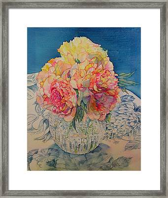 Tammy's Bowl 2 Framed Print