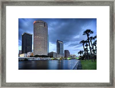 Tampa 1 Framed Print