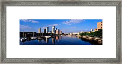 Tampa Fl Framed Print by Panoramic Images