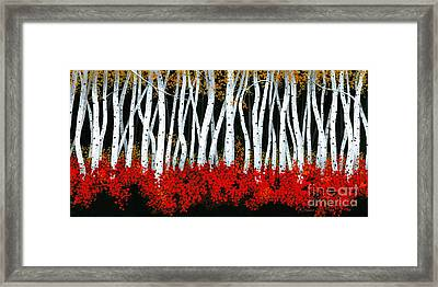 Tanglewood Framed Print by Michael Swanson