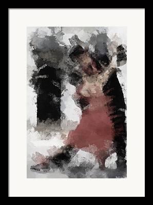 Resolution Framed Prints