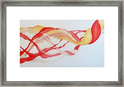 Tango Framed Print by Emil Bodourov