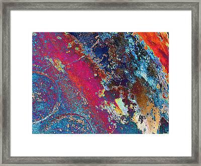 Tango Framed Print by Tom Druin