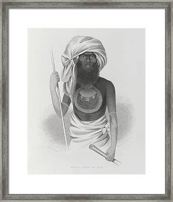 Tanoa Framed Print by British Library