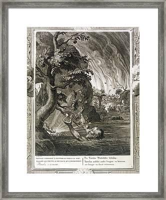 Tantalus Torment, 1731 Framed Print