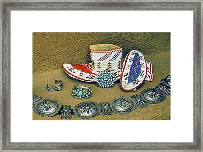 Taos Arts Framed Print