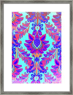 Tapestry Framed Print by Bill Cannon