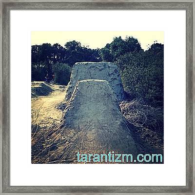 #tarantphotos #wearetarantizm #photos Framed Print