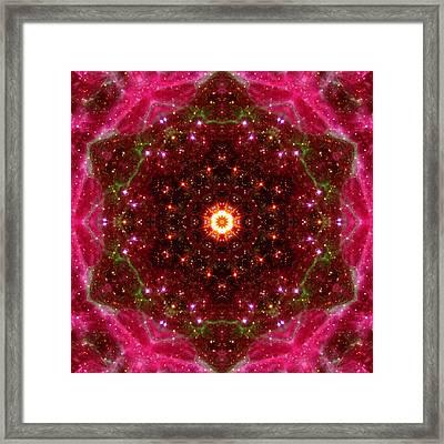 Tarantula Nebula IIi Framed Print