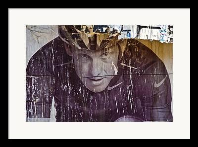 Lance Framed Prints