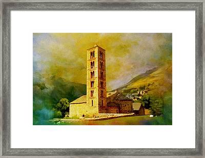 Tarraco Framed Print by Catf