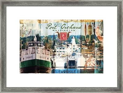 Taste Of Port Orchard Framed Print