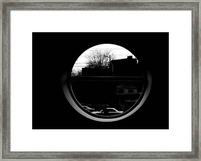 Tathata #06 Framed Print by Alex Zhul