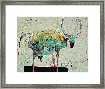 Taurus No 6 Framed Print by Mark M  Mellon