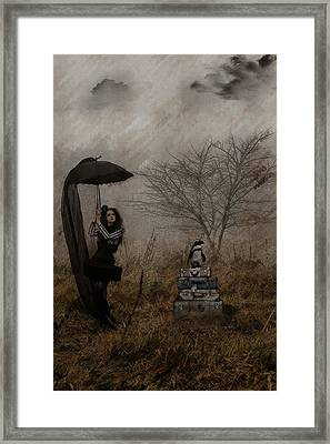 Taxi? Framed Print by Galen Valle
