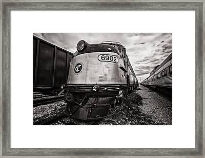 Tc 6902 Framed Print by CJ Schmit