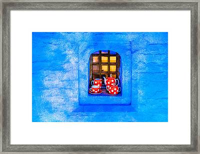Tea Framed Print by Alexander Senin