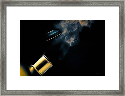 Tea For One Part Two Framed Print