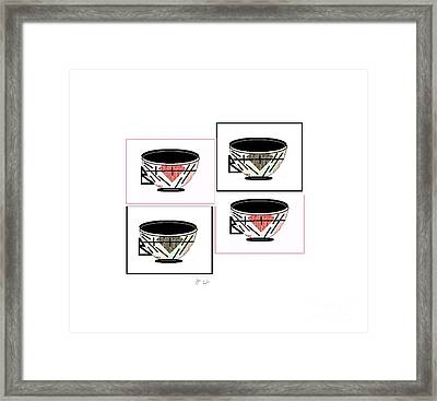 Tea Time 2 Framed Print