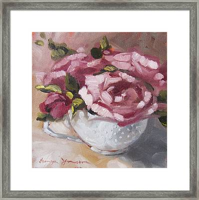 Teacup 1 Framed Print