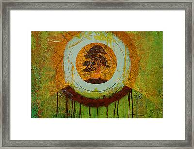 Tears For The Last Tree Framed Print by Jeff Burgess