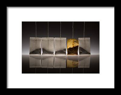 Repetition Framed Prints