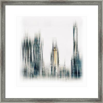 Techworld Framed Print