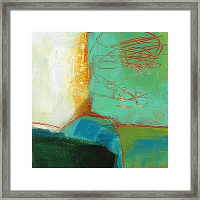 Teeny Tiny Art 110 Framed Print by Jane Davies